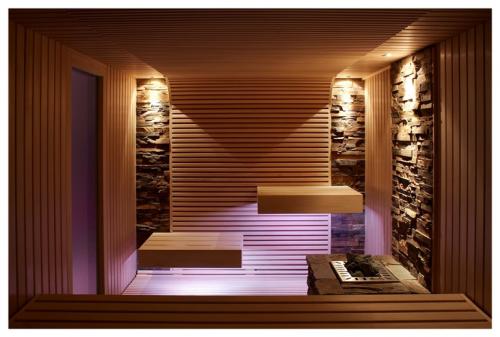 фото: баня в подвале своими руками