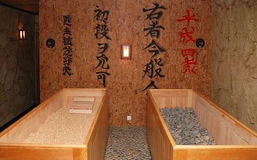 фото: как называется японская баня