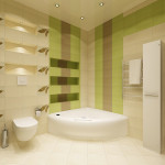 Применение в ванной
