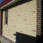 Фасадные панели в доме