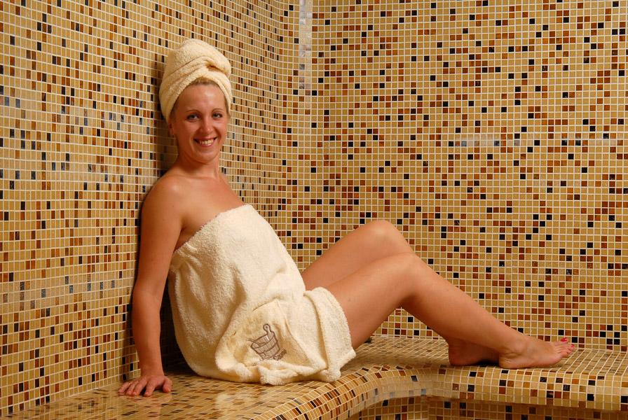 Польза турецкой бани