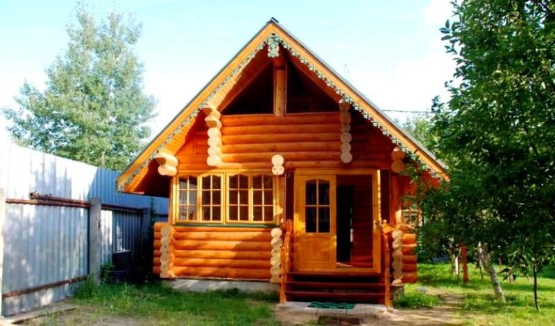 Разнообразие проектов деревянных бань
