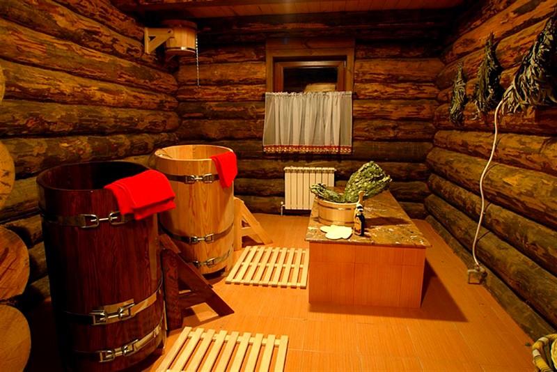 Системы водоснабжения бани зимой