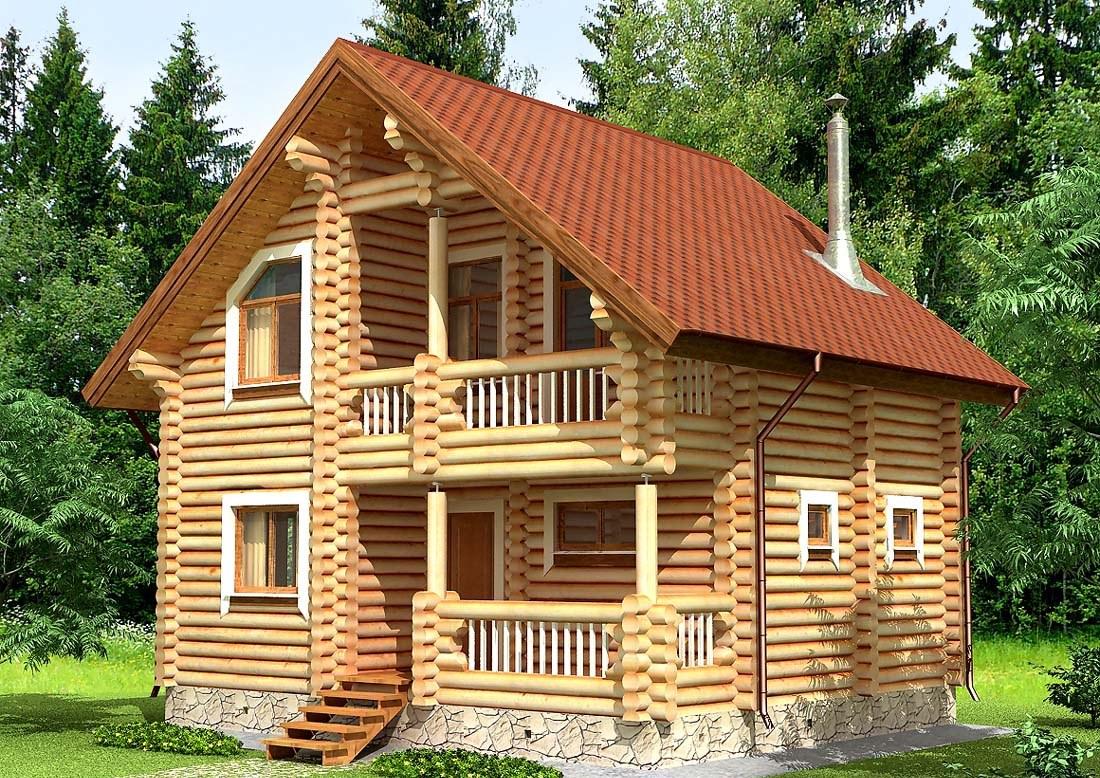 Дом-Баня