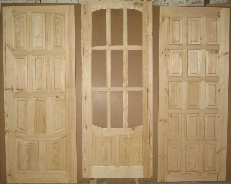 Межкомнатные двери для бани