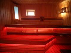 Светодиодное освещение а бане