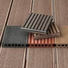 Особенности декинга из древесно-полимерного композита