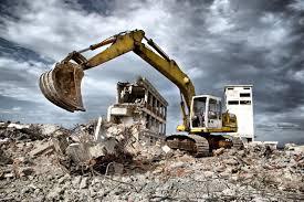 Демонтаж зданий – приоритет безопасности