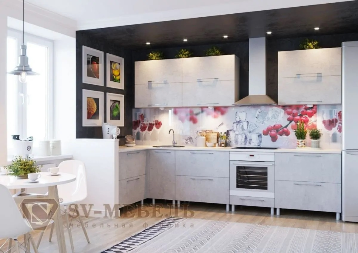 Как выбрать кухню под заказ?