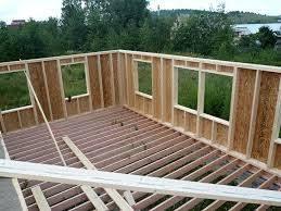 Особенности строительства каркасных деревянных домов