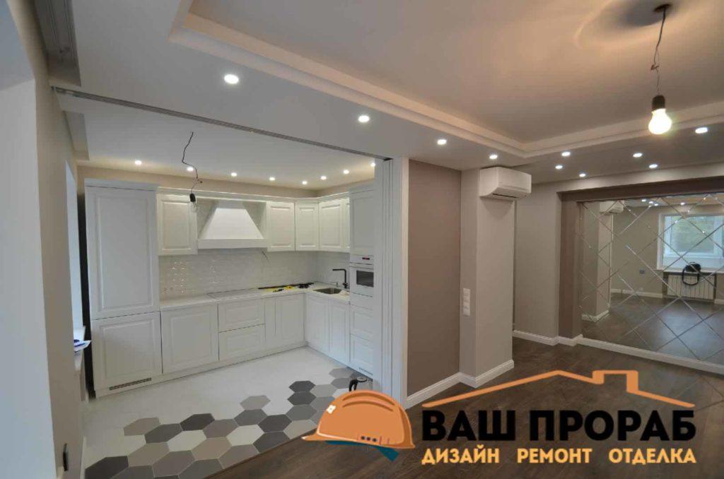 Ремонт квартир, все виды отделочных работ в Тюмени