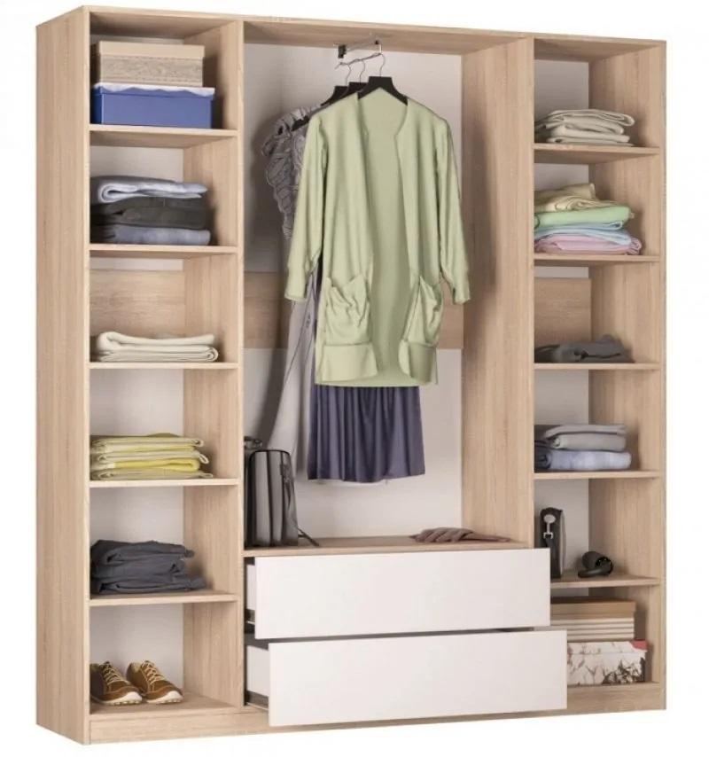 Основной гардероб или содержимое шкафа современной женщины