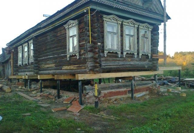 Как поднять дом и кто может это сделать