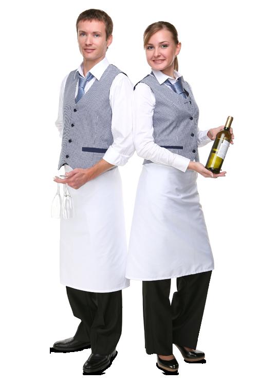 Одежда для персонала ресторанов и кафе
