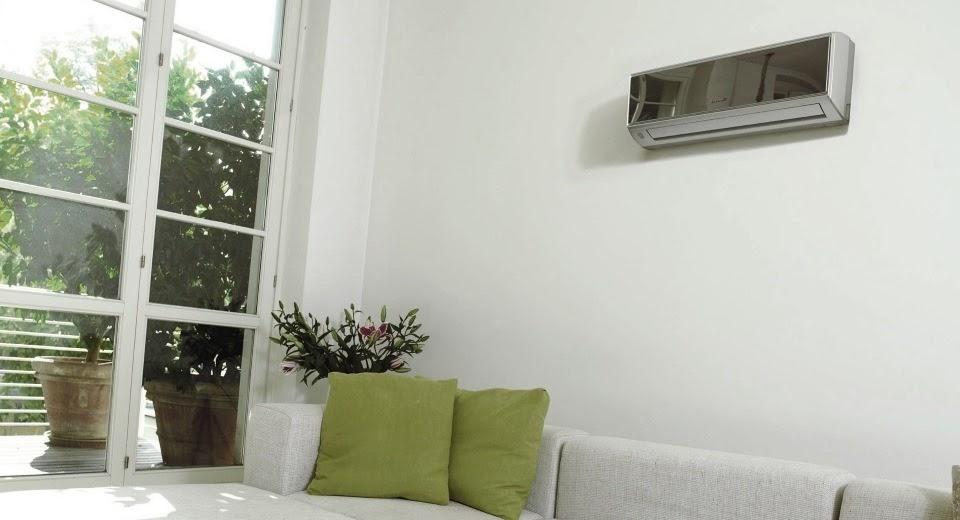 Виды кондиционеров для дома и квартиры