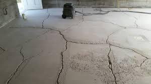 О ремонте бетонного пола