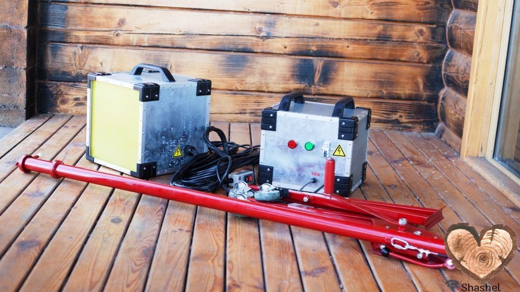 Новый безопасный метод избавления от страшного жука древоточца