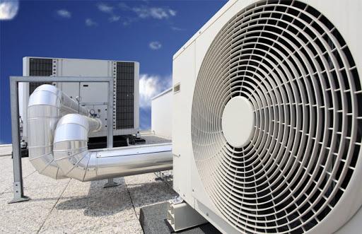 Устройство вентиляционной системы в помещении