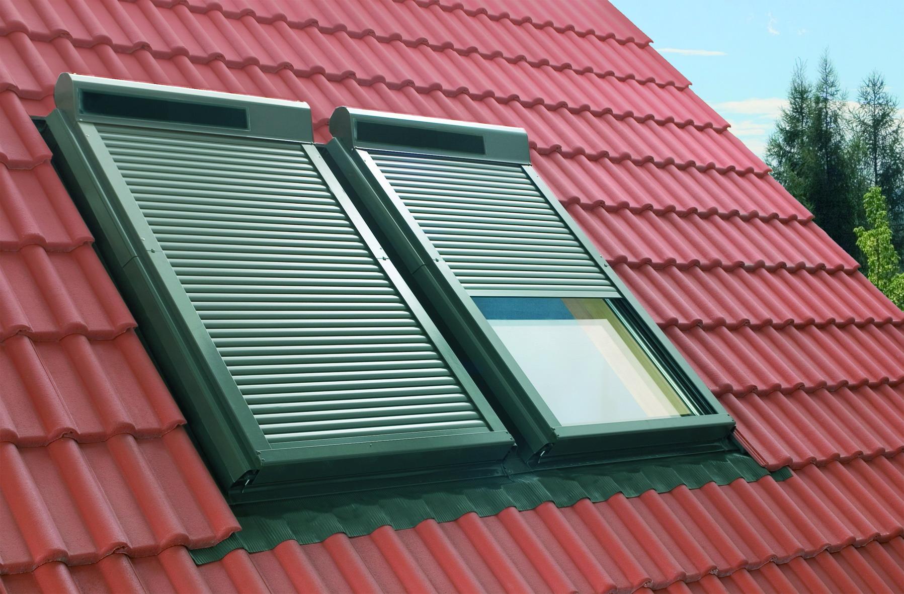 Мансардные окна для бани