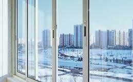 Замена холодного фасадного остекления на теплое: