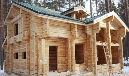 Этапы строительства деревянных домов