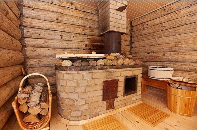 Какое бревно лучше подходит для строительства бани