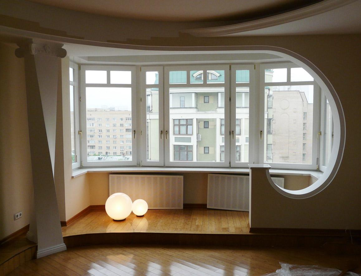 Интересные варианты для обустройства балкона