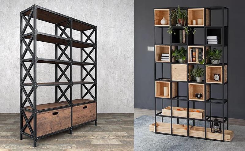 Достоинства современной металлической мебели
